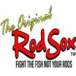 Red Sox Fishing Rod Covers